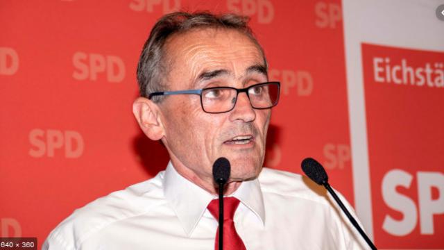 Landratskandidat der SPD Eichstätt